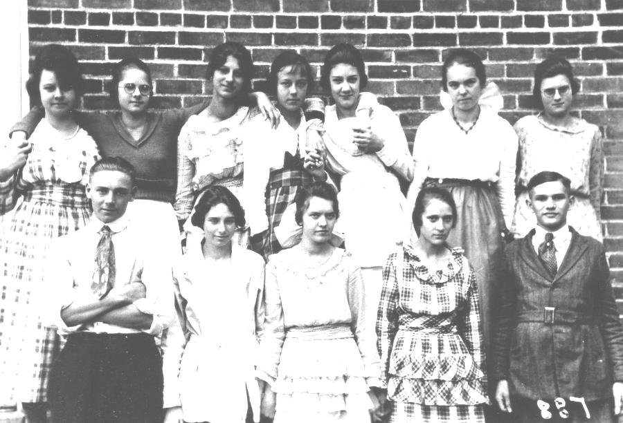 1922  Class  ca.