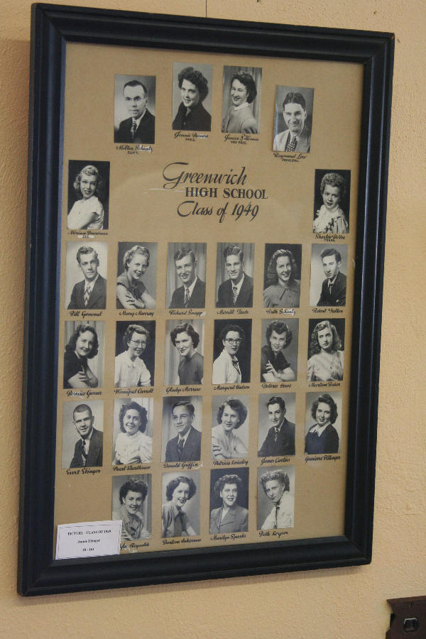 Greenwich High School Class of 1949