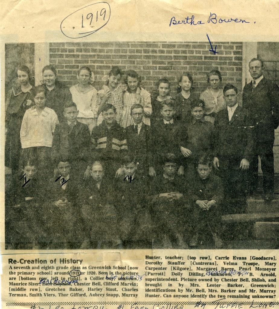 1919 newsphoto